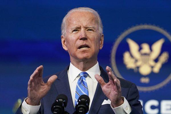 Democrat Joe Biden to campaign in person in key swing states