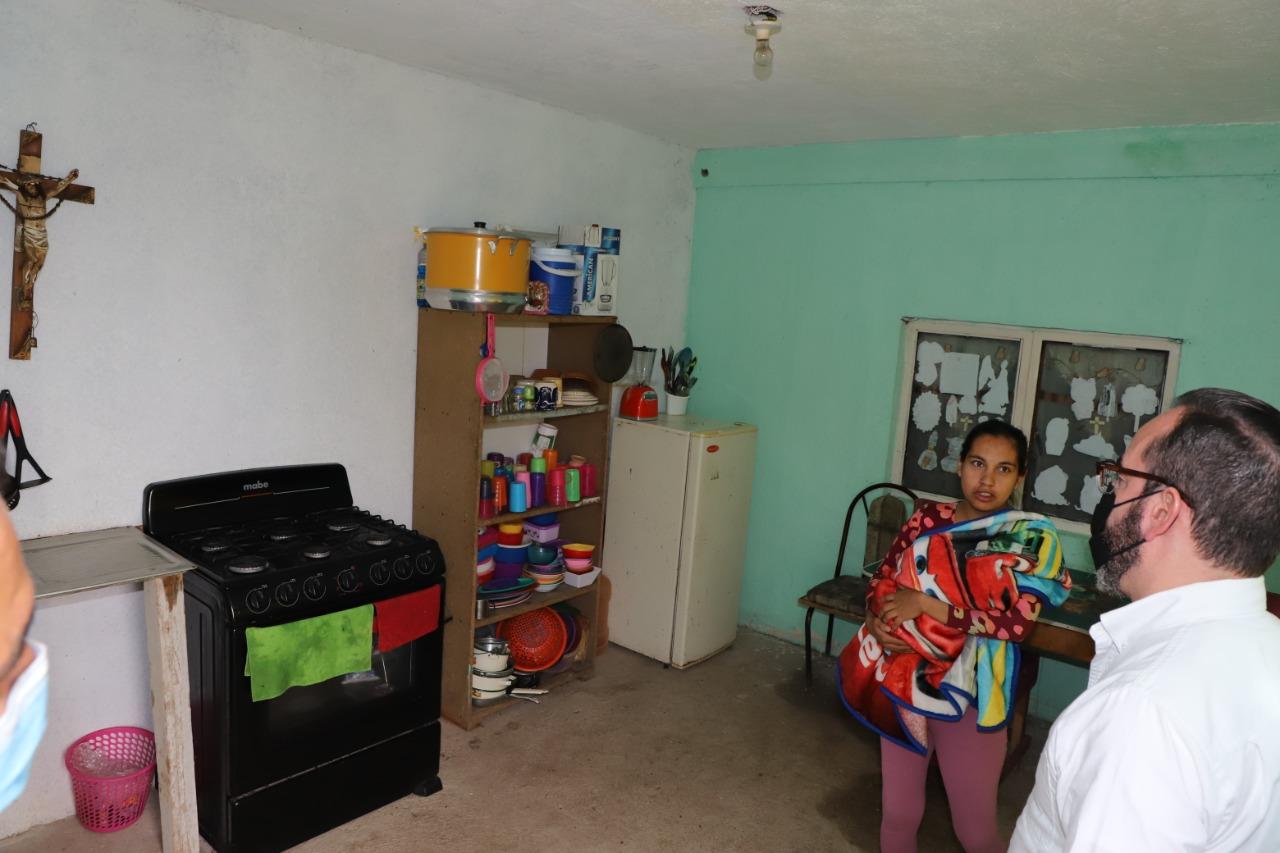 145 familias beneficiadas con el programa de Mejoramiento de Vivienda del Municipio de Querétaro