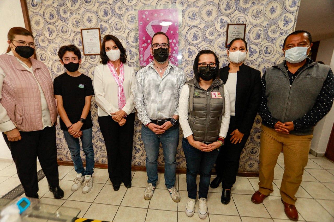 Reconoce Municipio labor de Grupo Reto Querétaro I.A.P.