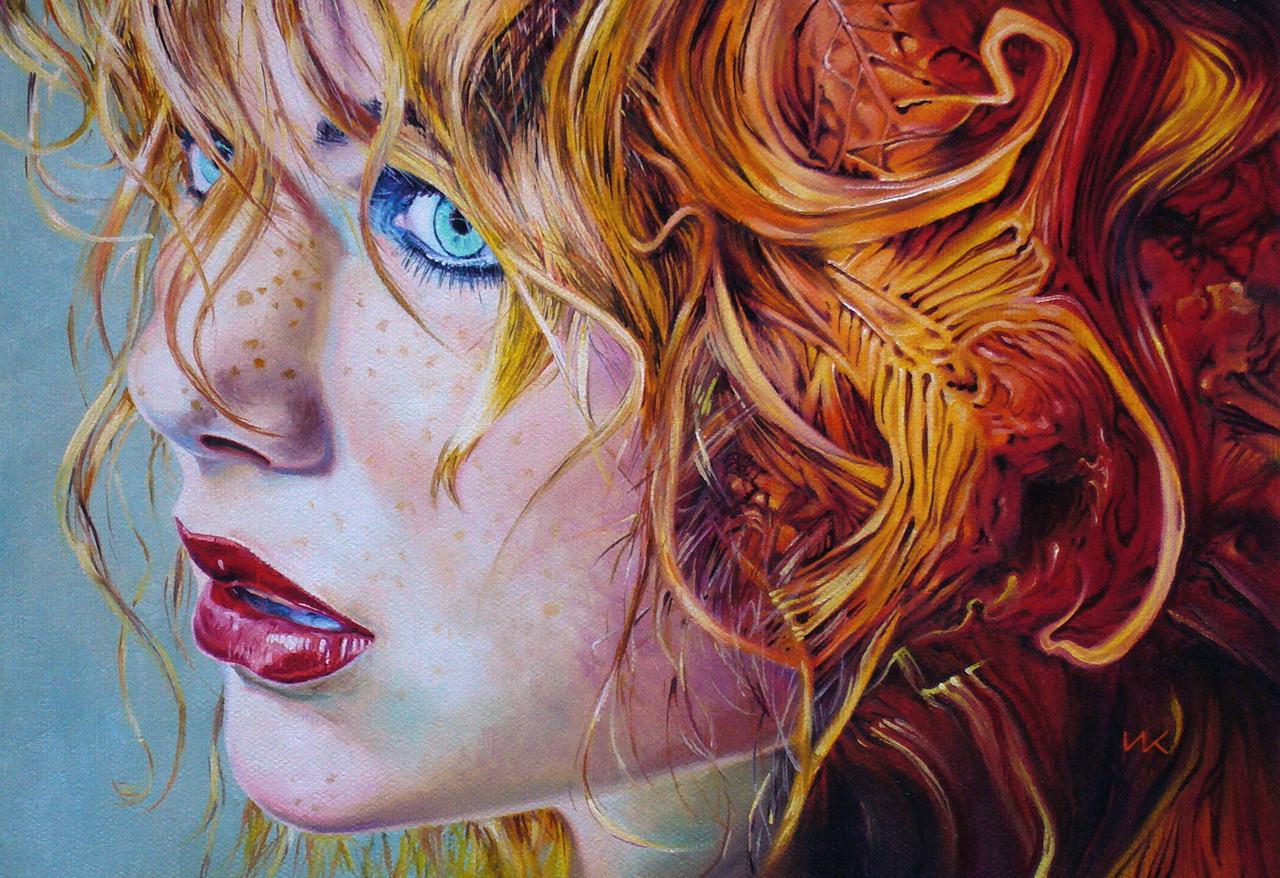 Artistas presentarán exposición contra estigma social hacia personas pelirrojas