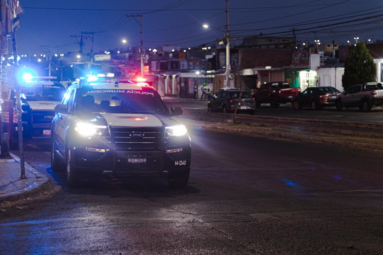 Municipio de Querétaro mantiene vigilancia en comercio establecido y de vía pública