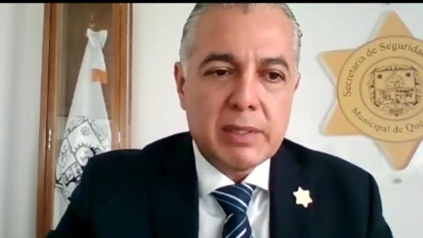 Juan Luis Ferrusca esperaría disposiciones de Nava para seguir al frente de la SSPMQ