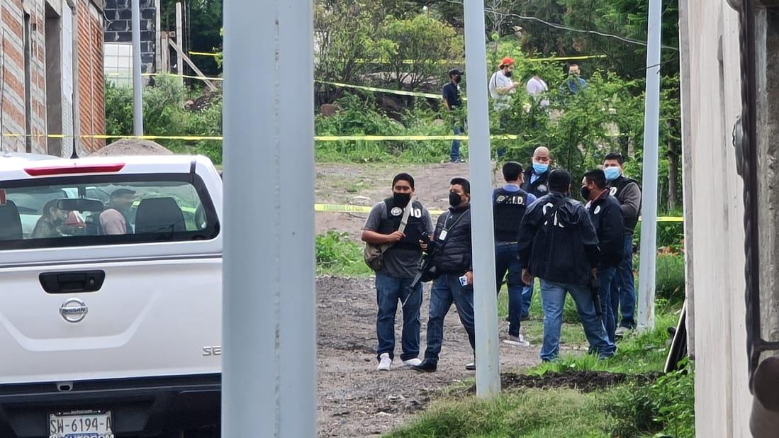 Un agente herido y un agresor muerto; el saldo de ataque a balazos contra policías