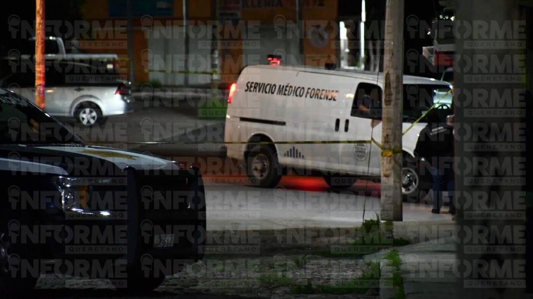 Escopetazo artero contra joven lava coches en Menchaca