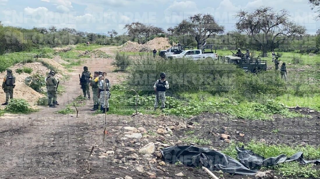 A balazos termina disputa por terrenos en Cerro Prieto El Marqués