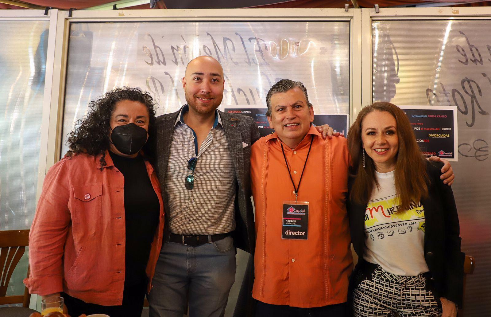Casa Azul producciones anuncia su llegada a Querétaro