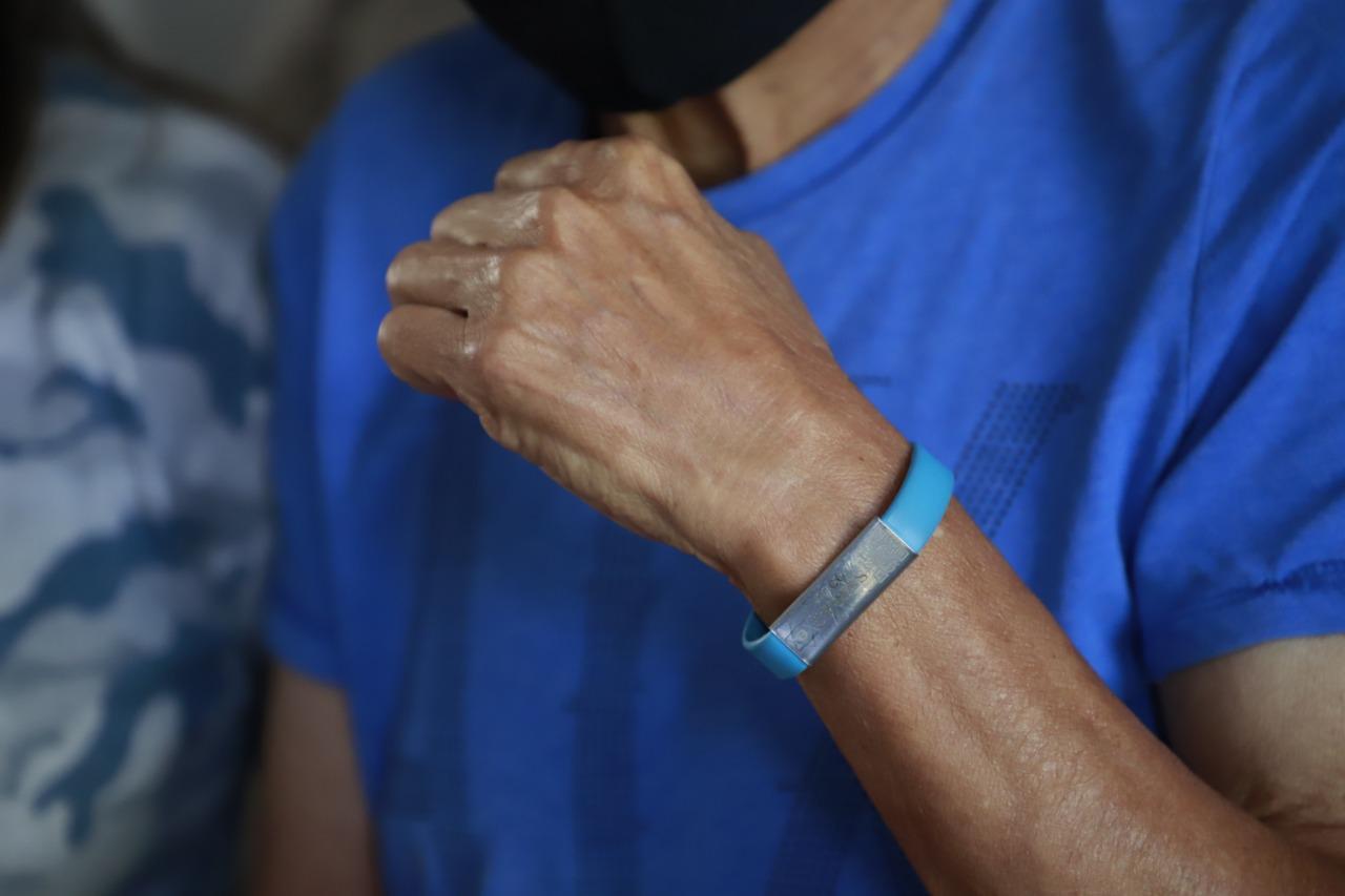 Se han localizado y apoyado a seis adultos mayores con brazaletes de la SSPMQ