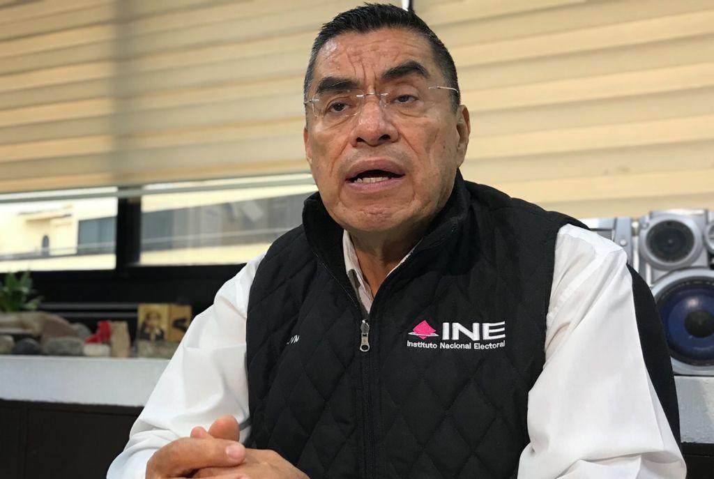 INE garantiza protocolos sanitarios para consulta popular del domingo