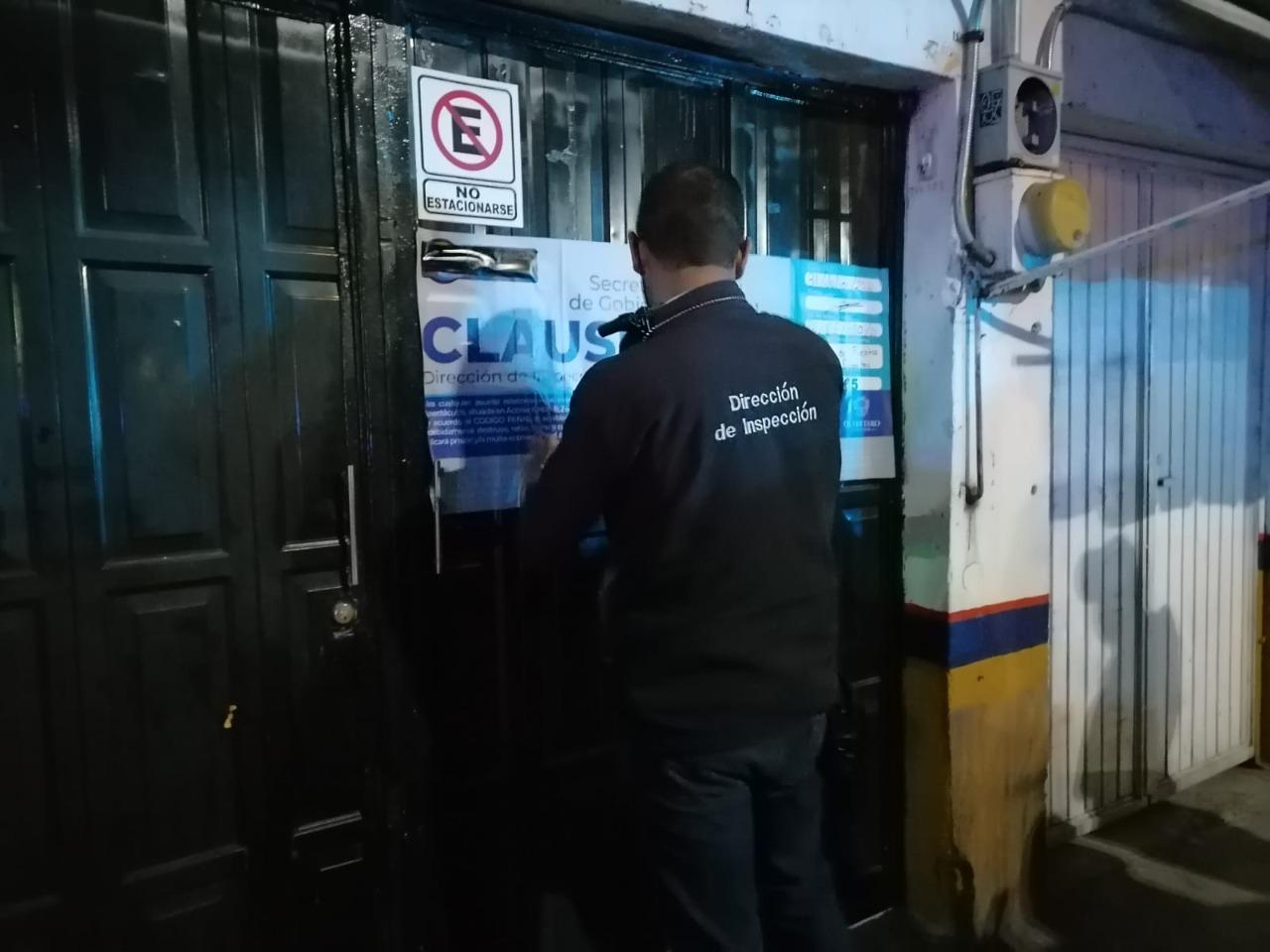 Municipio de Querétaro mantiene operativos en comercio establecido y de vía pública