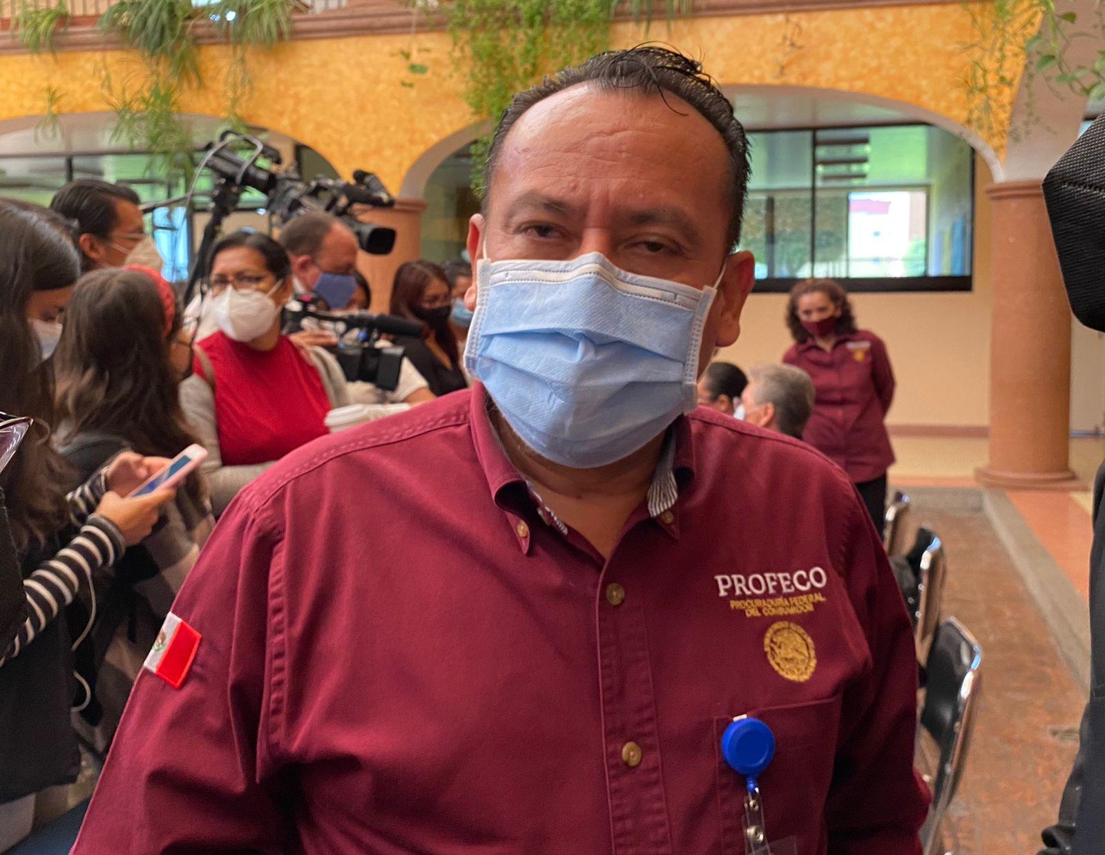 Profeco ha atendido cuatro quejas por alto costo de gas en Querétaro