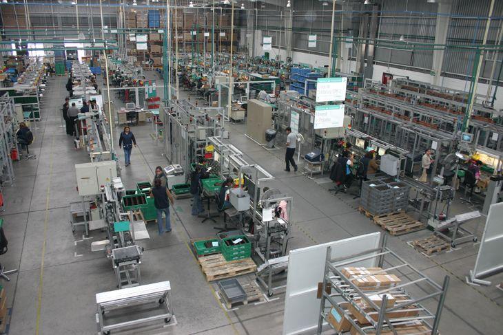 Querétaro se ubicó entre los estados con mayor recuperación industrial tras la pandemia