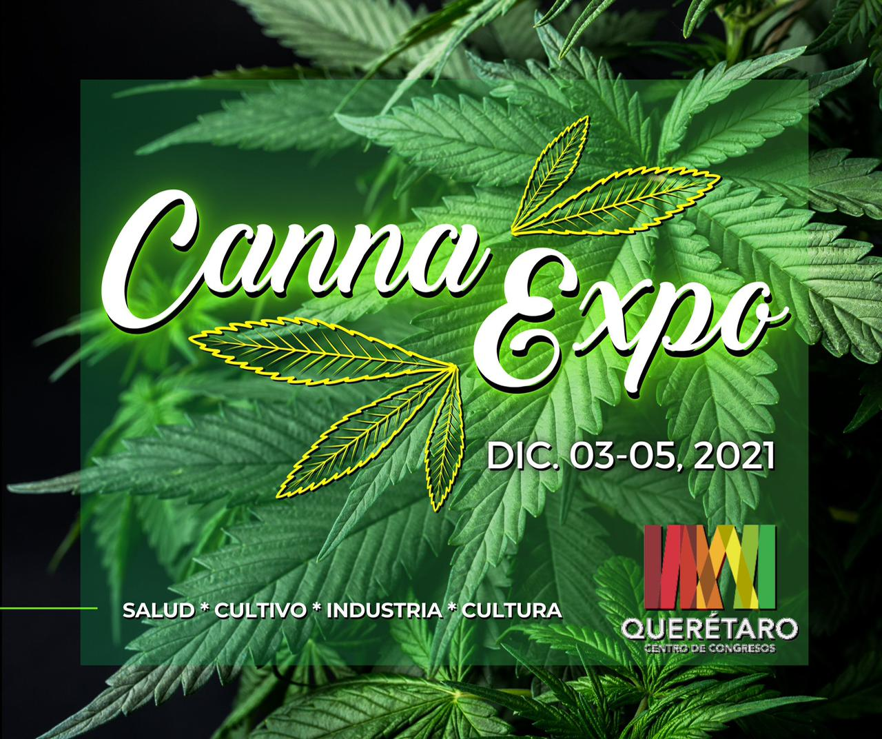 Querétaro recibirá Exposición de Cannabis en el mes de diciembre