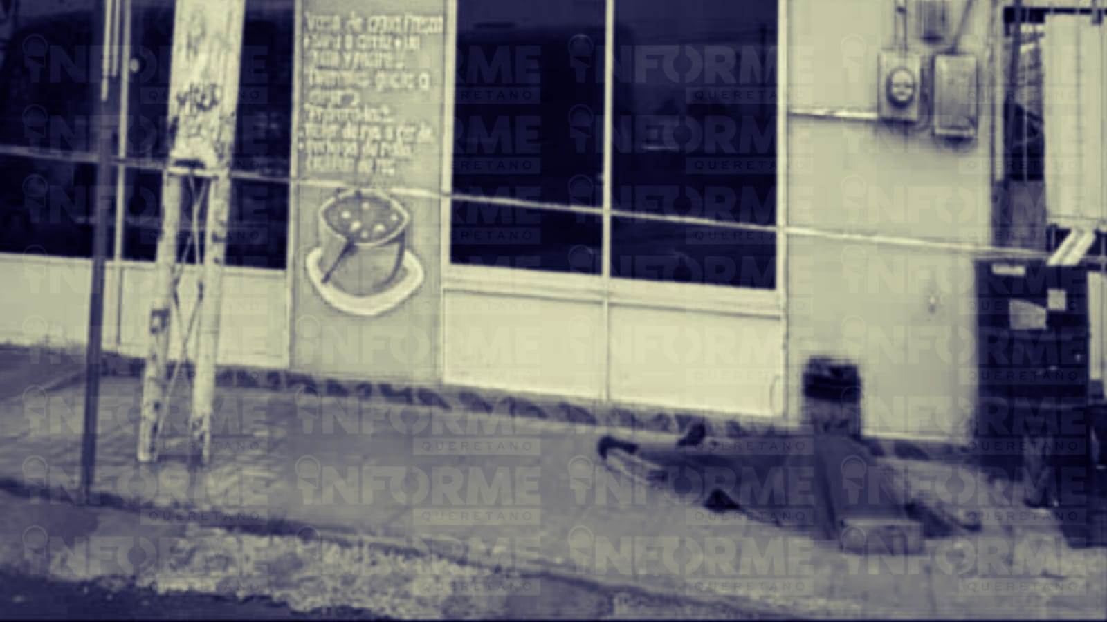 Matan a joven afuera de una fonda en la comunidad Palo Alto; El Marqués