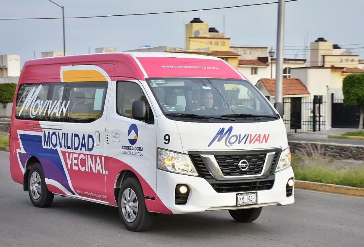 MOVIVAN cumple dos años de dar servicio a mujeres de Corregidora