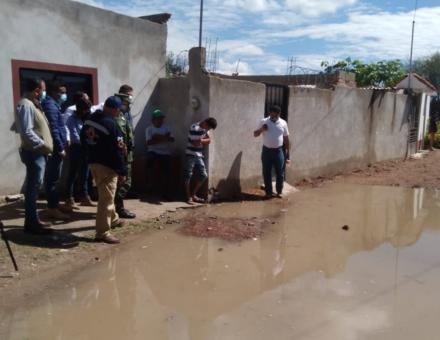 Aplicará seguro a viviendas afectadas por inundaciones en Tequisquiapan como parte de apoyos por pago de predial 2021