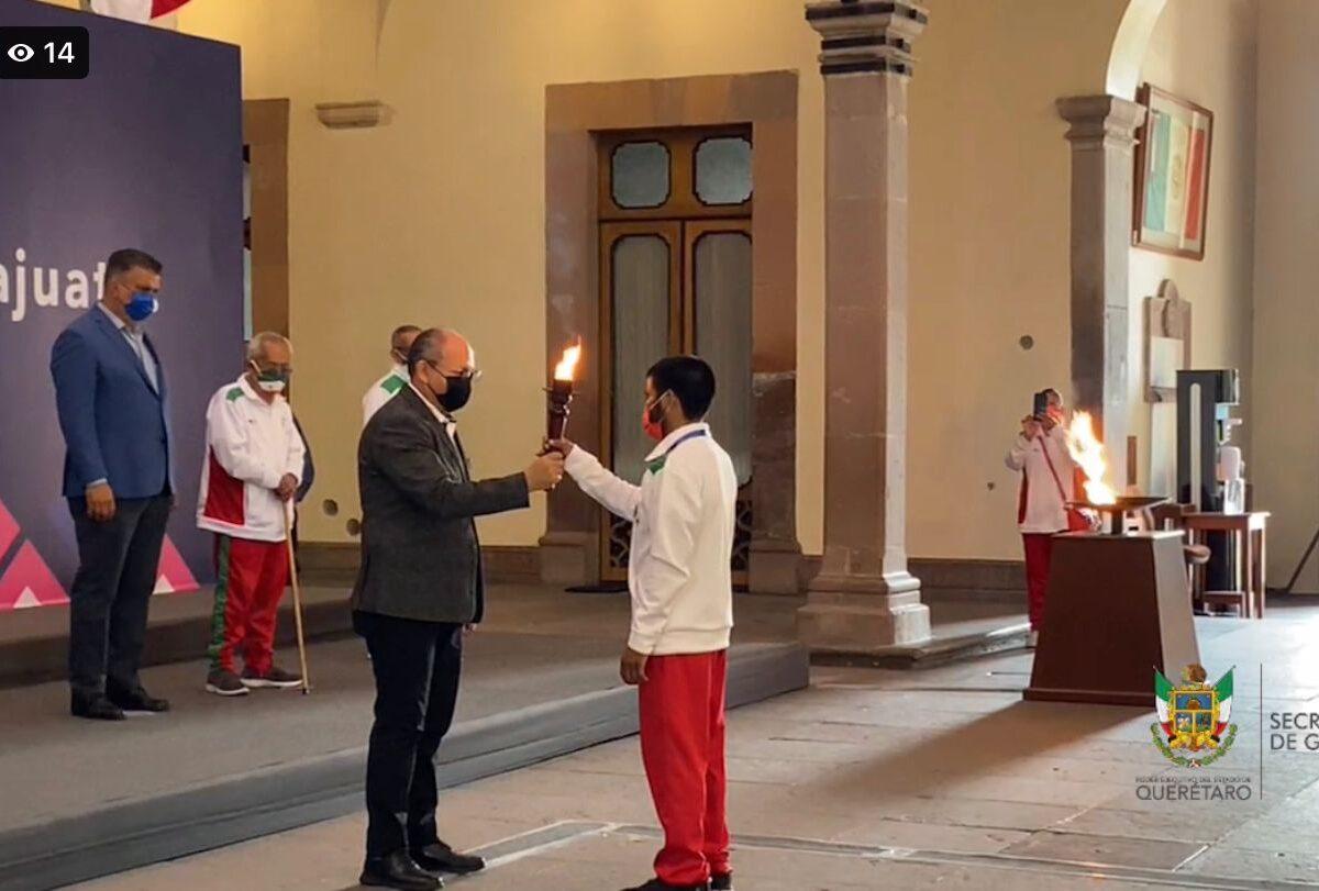 """Dan banderazo a la """"Carrera de la Libertad"""" hacia Dolores Hidalgo"""