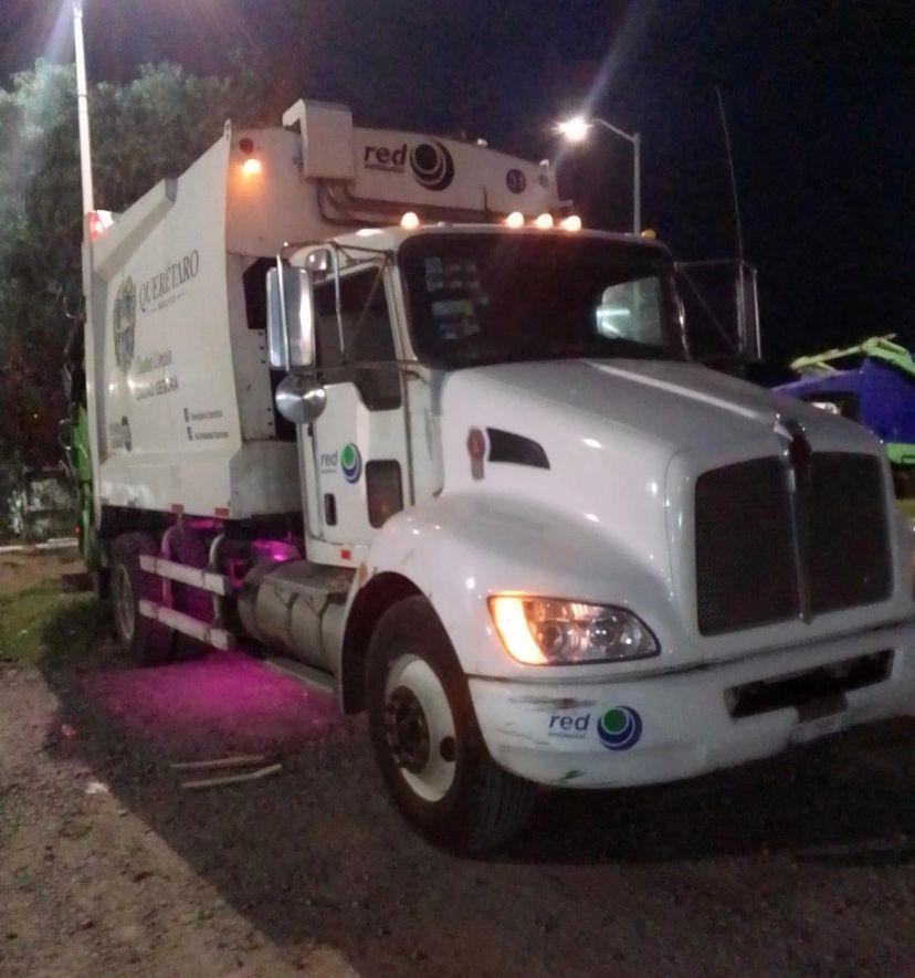 Habrá servicio de recolección de basura de manera normal 15 y 16 de septiembre en Querétaro