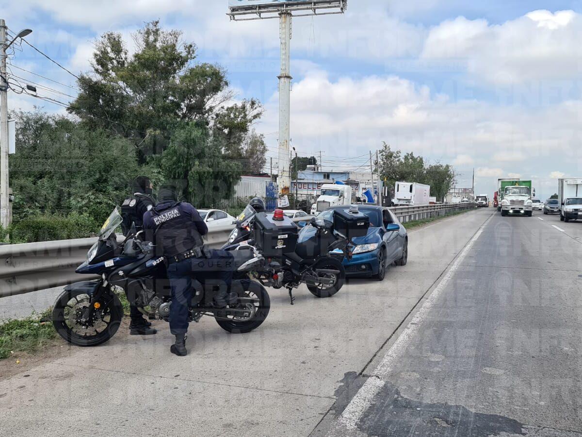Tres detenidos tras persecución en la comunidad de Miranda El Marqués