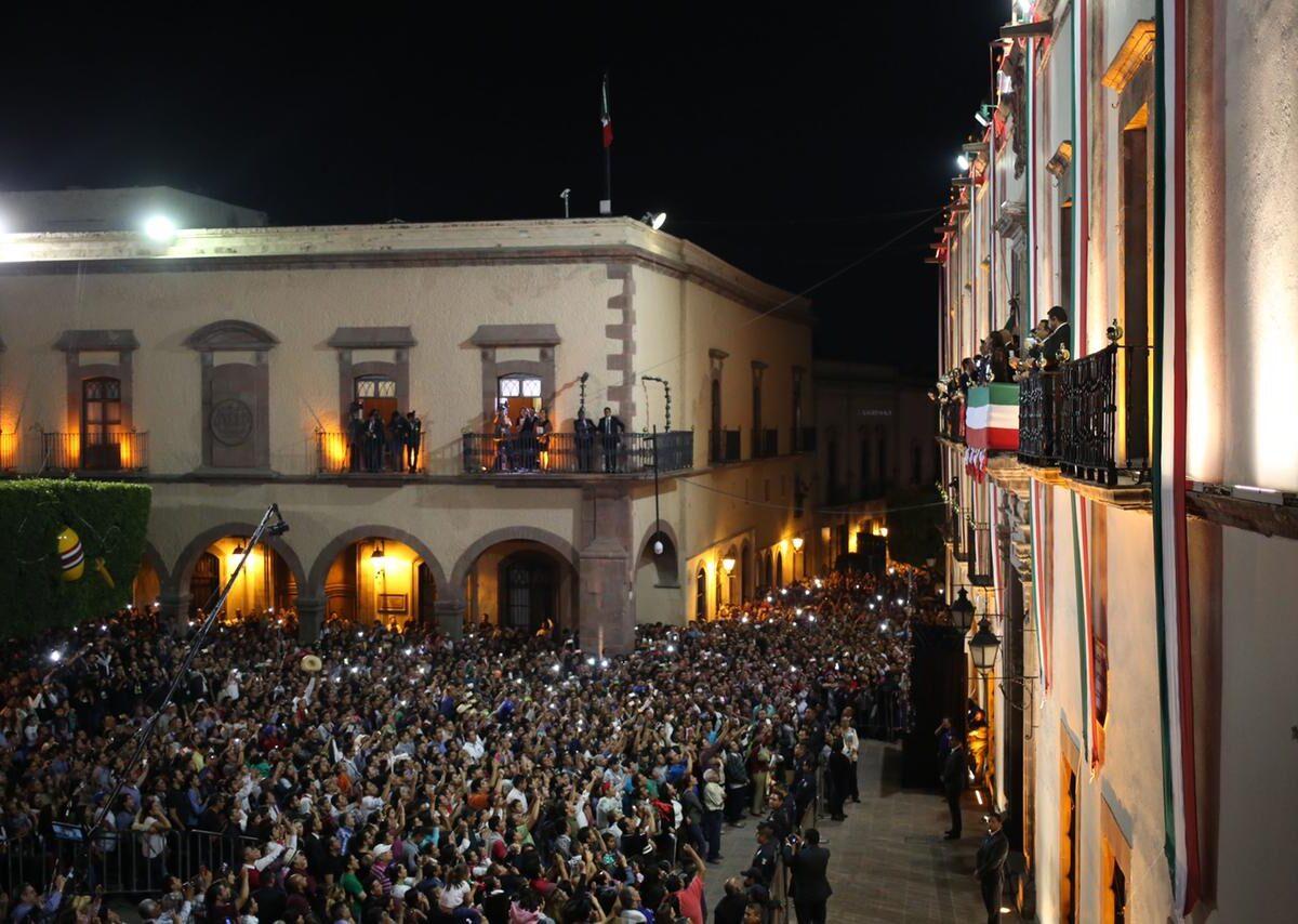 Esto es lo que tienes que saber para dar el grito en Querétaro; horarios de eventos y comercios