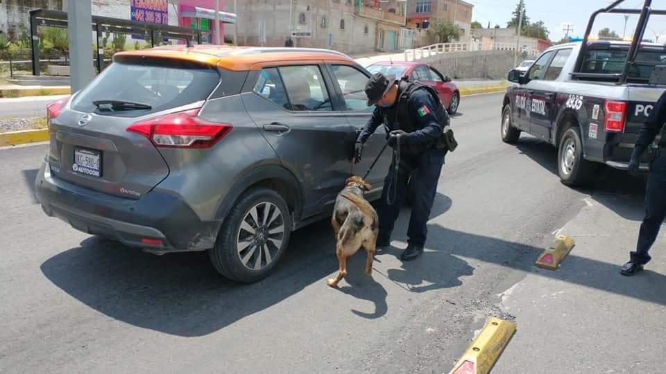 SSC mantiene operativos en zonas limítrofes de Querétaro