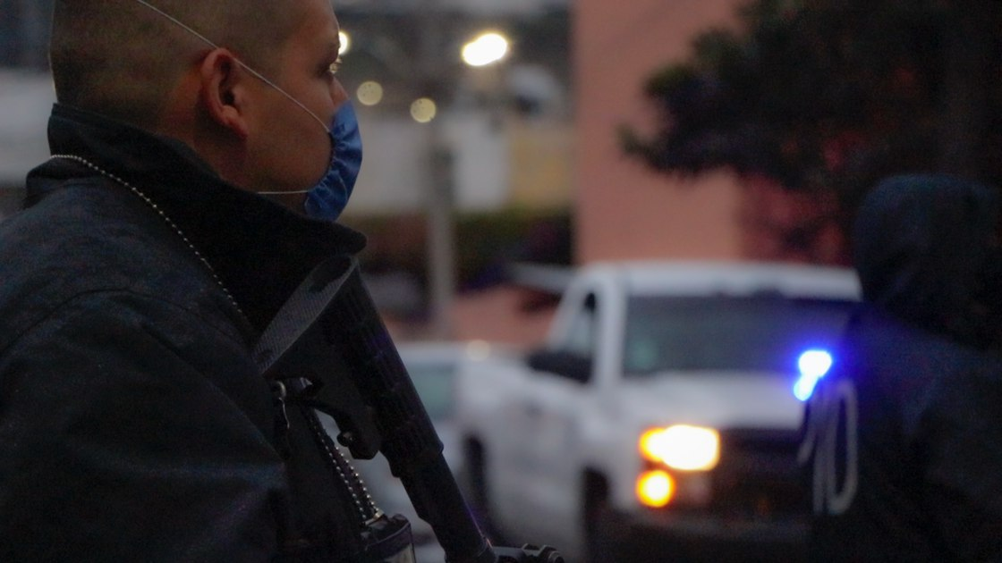 En defensa de Querétaro, se aseguran 12 kilos de droga