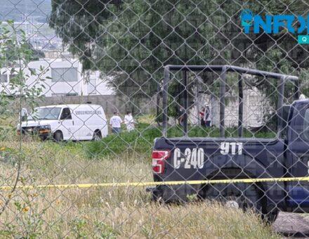 Hallan a una pareja sin vida en el Fraccionamiento Villalba en el municipio de Corregidora