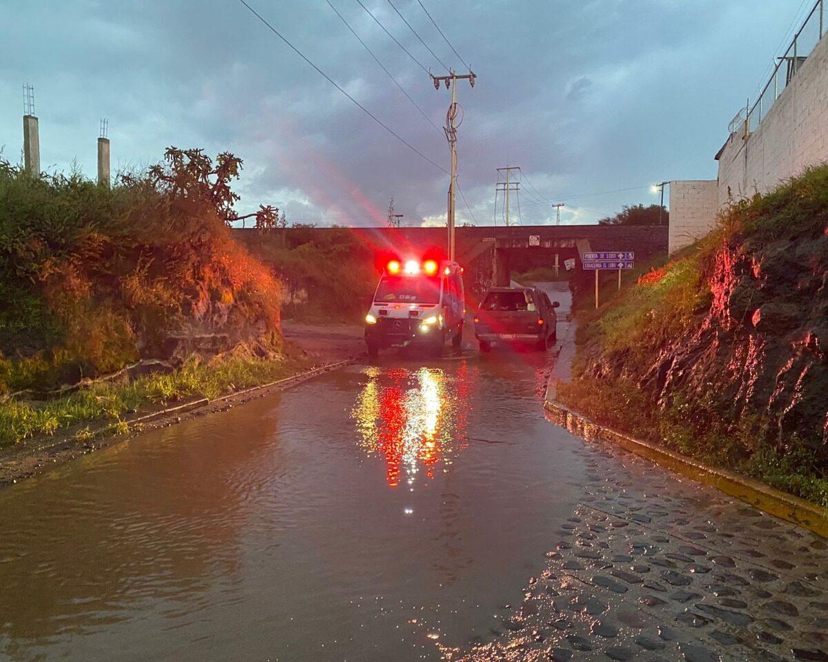 Municipio de El Marqués brinda apoyo a familias afectadas por lluvias