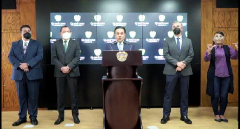 Luis Nava nombra nuevo secretario de gobierno y coordinador de gabinete para los próximos tres años