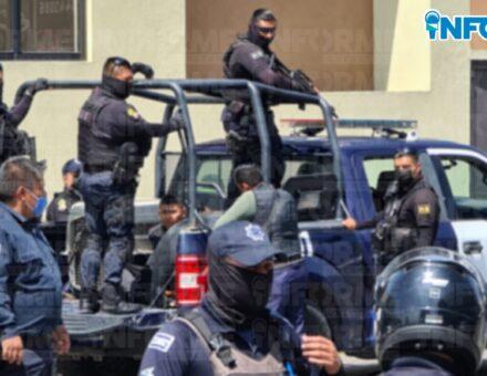 Cinco detenidos en Candiles relacionados con robo a vehículo; estaban armados