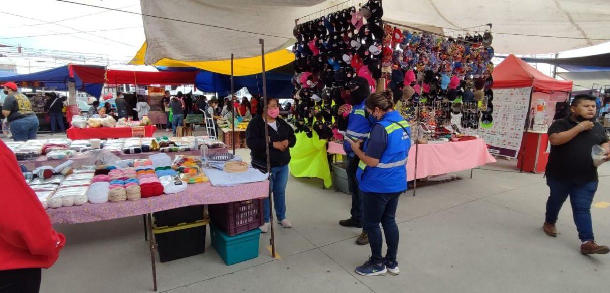 Municipio de Querétaro inició 22 procedimientos contra comercios establecidos y en vía pública