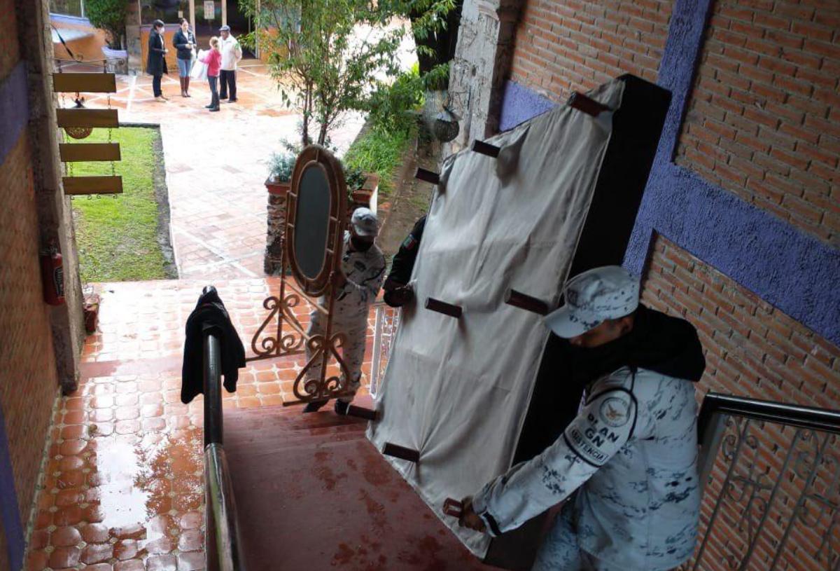 Infonavit pone a disposición el seguro contra daños en vivienda por lluvias