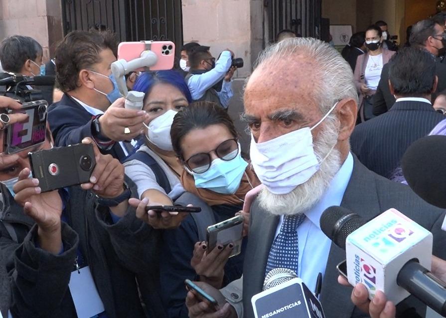 Reconoce Diego Fernández de Cevallos fallas en el PAN y afirma que acusaciones contra Ricardo Anaya son infundadas