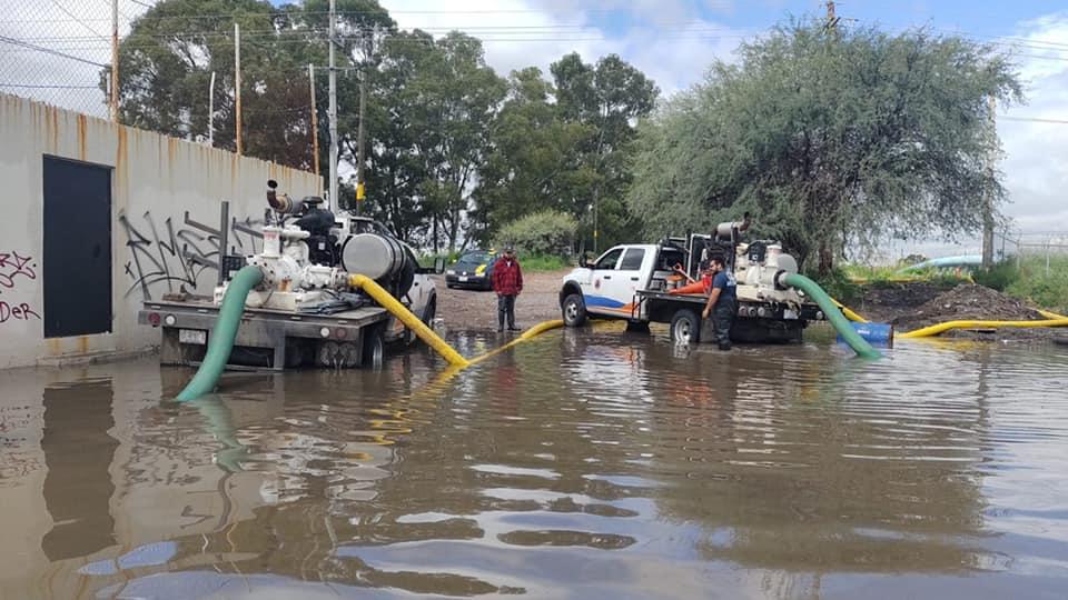 Pagará aseguradora 2.8 millones a casas afectadas por lluvias recientes en la capital