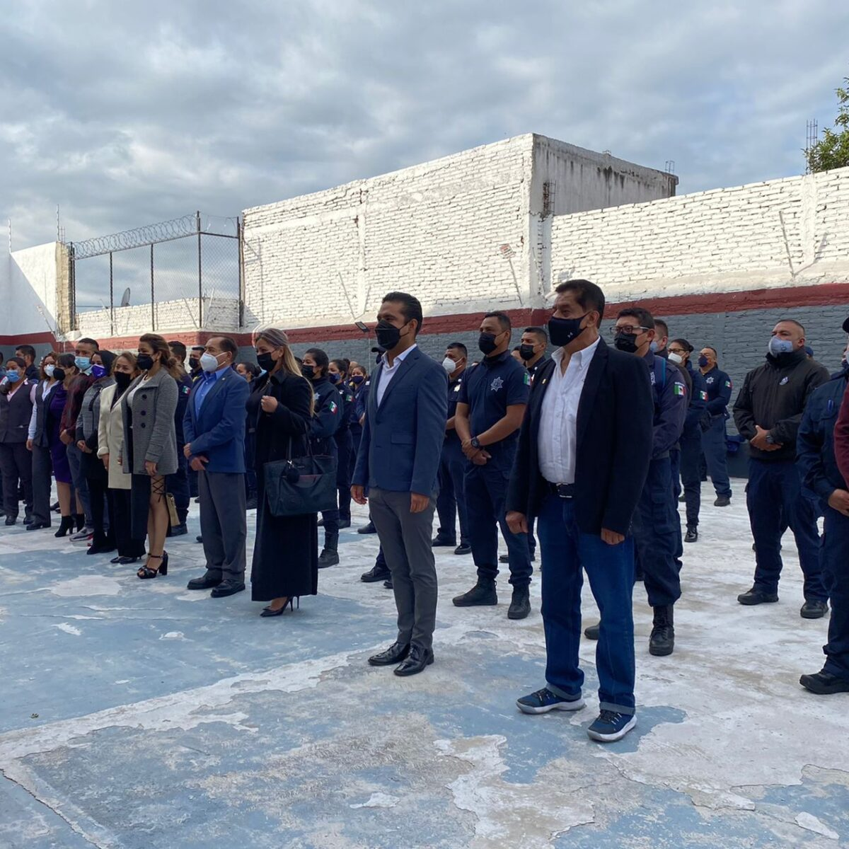 Arrancan pruebas para aspirantes a policía del año en Querétaro