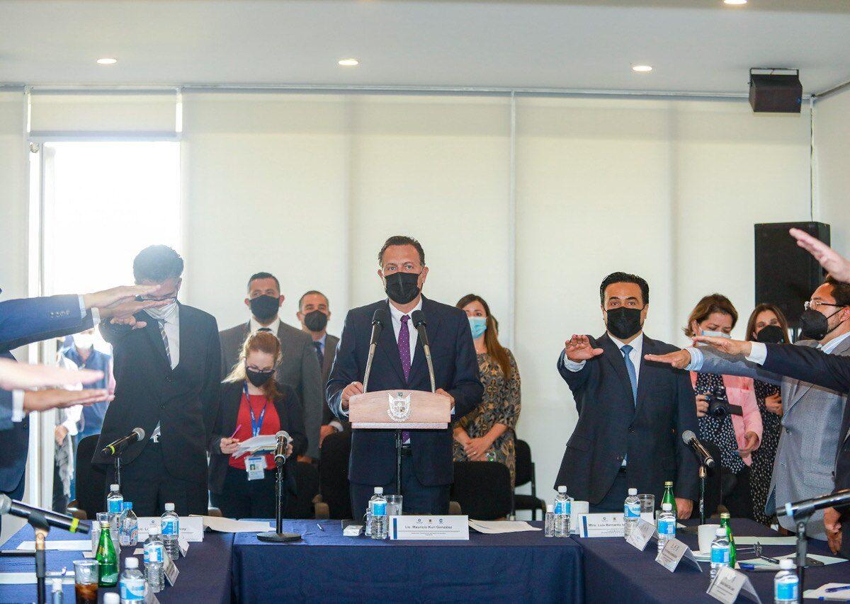 Participa Luis Nava en el Consejo Directivo de la CEA