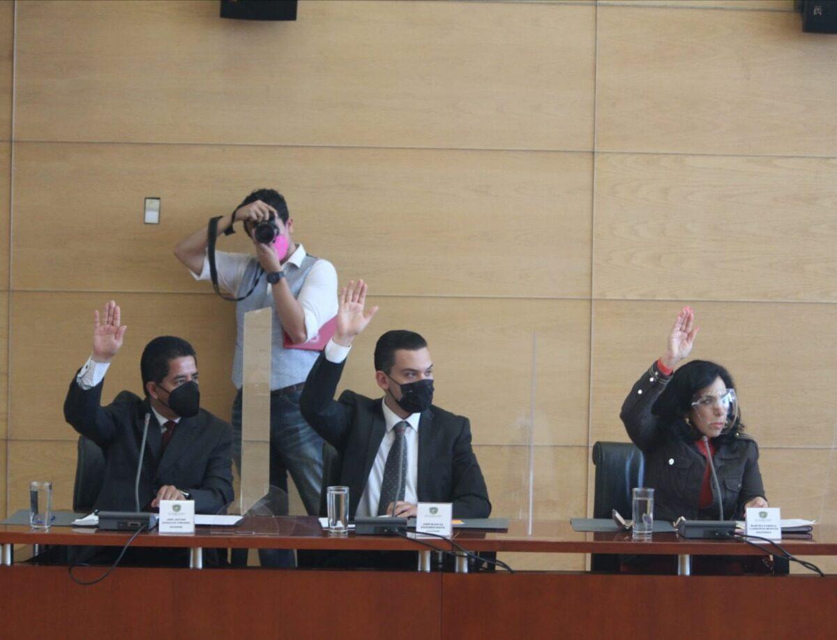 Regidores de Morena pugnan por garantizar transparencia.