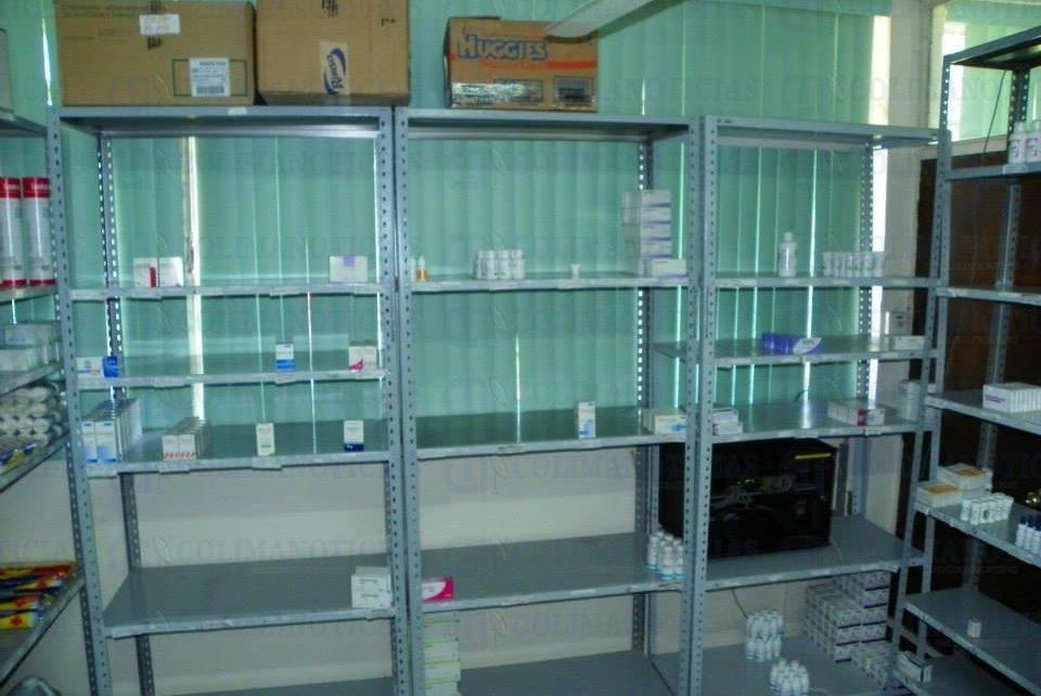 INSABI no ha enviado las unidades suficientes para hospitales en México; por lo que Querétaro tiene una falta de medicamentos del 35%